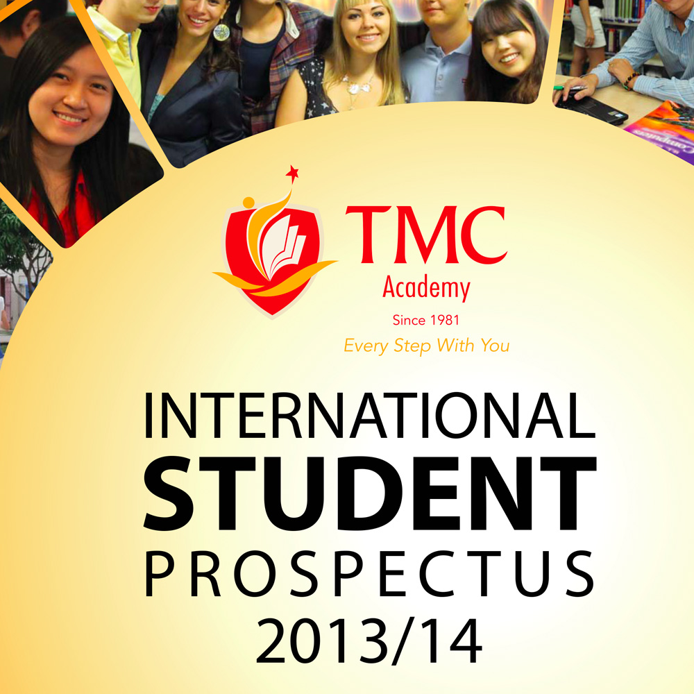 TMC International Student Prospectus 2013 (2012)